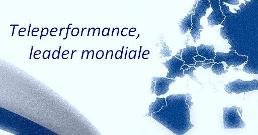 Teleperformance leader mondiale