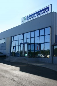 Sede di Teleperformance Taranto
