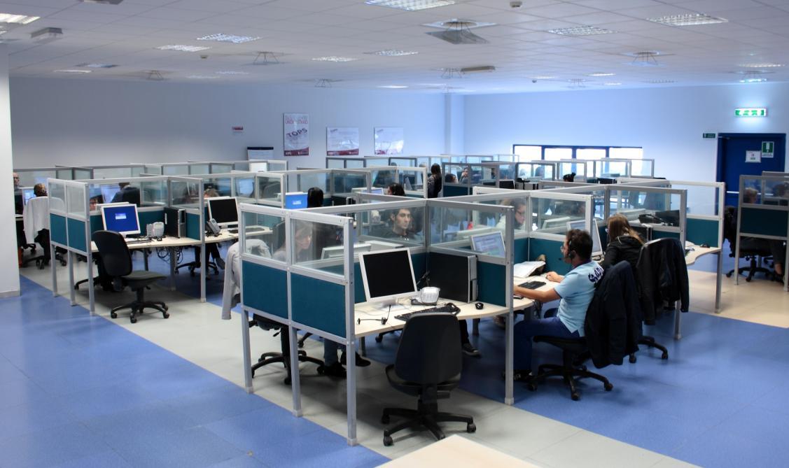 Il lavoro nei call center oggi