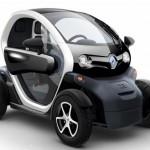Renault presenta la Twizy in esclusiva per la sede di TP Parco Leonardo