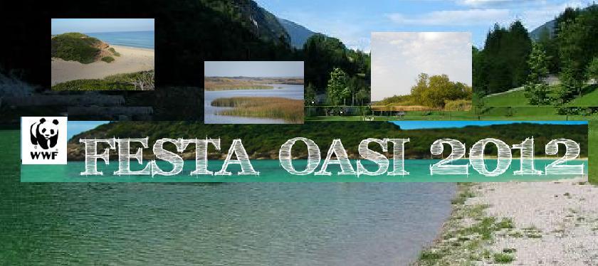 TP promuove la Festa Oasi WWF 2012