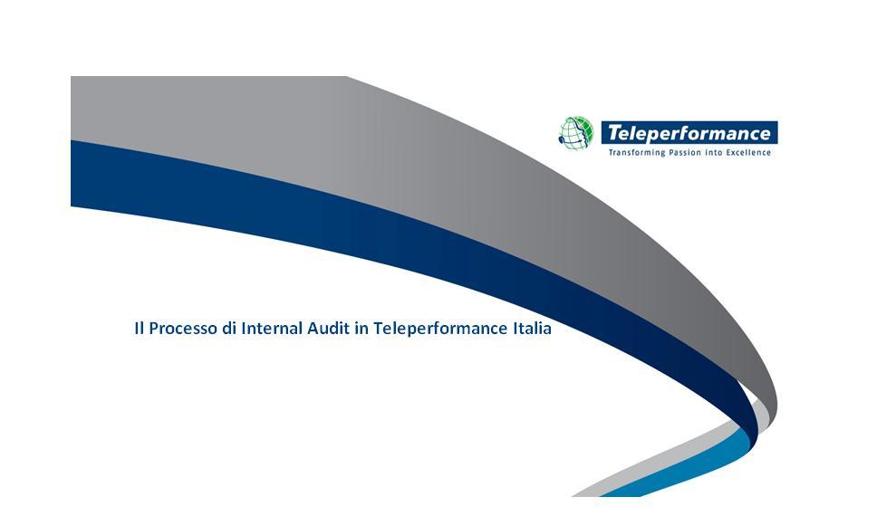 Teleperformance Internal Audit