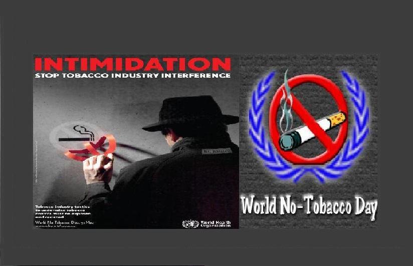 World no tabacco day 2012