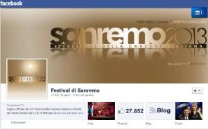 profilo facebook sanremo