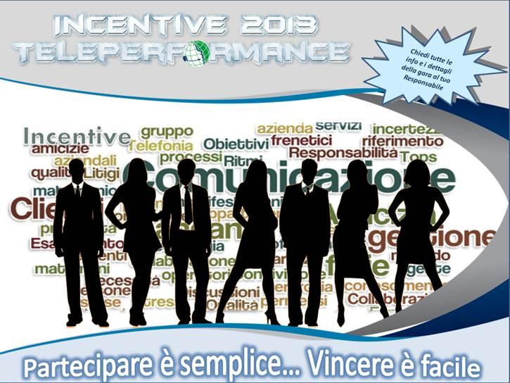 incentive teleprformance italia