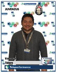 vincenzo capitano juvenzus giochi teleperformance