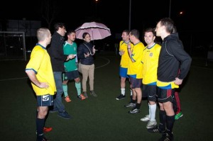dipendenti teleperformance calcio a 5