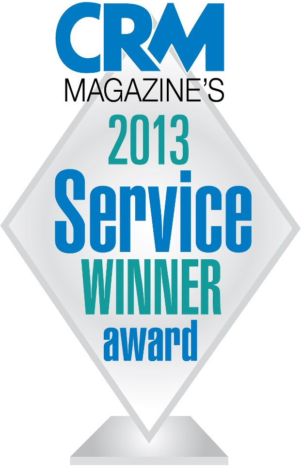 teleperformace crm service winner award