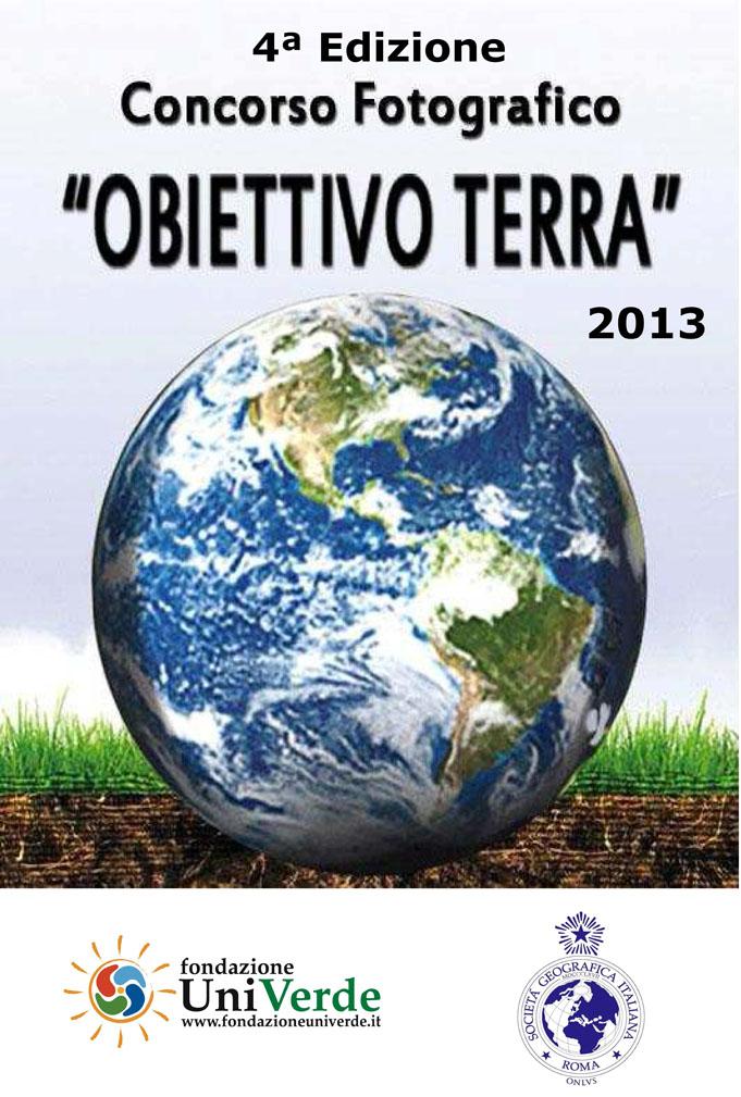 concorso fotografico obiettivo terra 2013