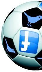 social media e football club