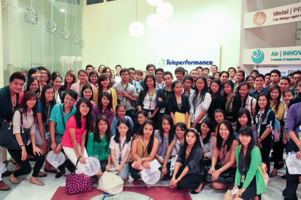 teleperformance philippines