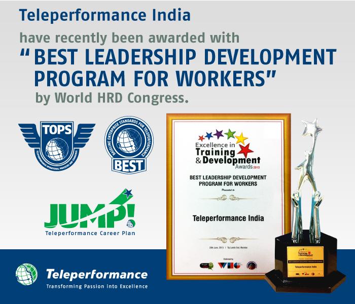 formazione teleperformance india