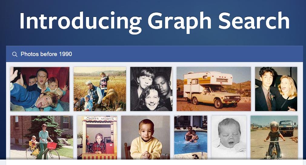 nuovo motore di ricerca di facebook