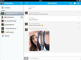 la chat di Skype