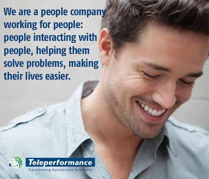 teleperformance people company