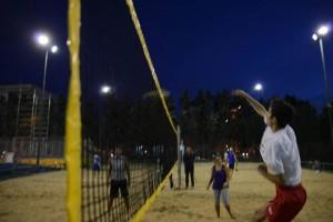 beach volley teleperformance italia