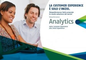 teleperformance analytics