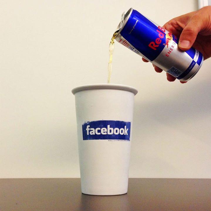redbull facebook down
