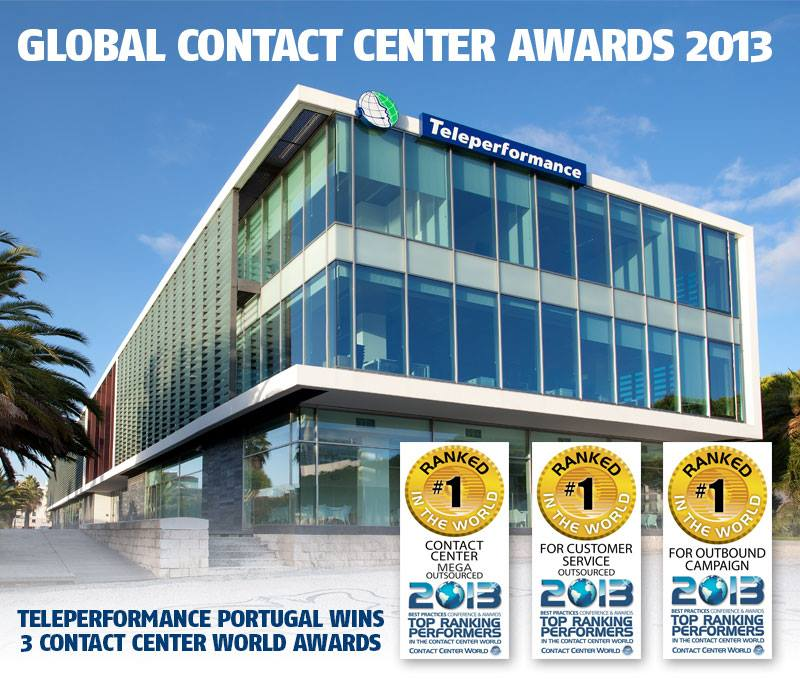 teleperformance portogallo contact center