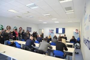 Michele Pelillo sede Teleperformance Taranto 4