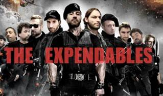 the expendables teleperformance