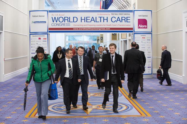 teleperformance sponsor health congress