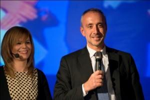 Gabriele Albani,vice presidente di Teleperformance Italia