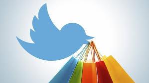 commercio elettronico su Twitter