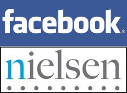 Nielsen e Facebook