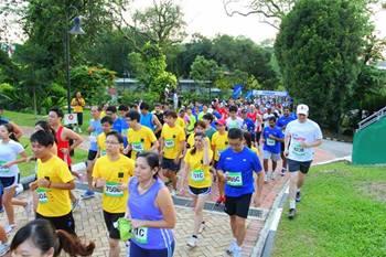 Frost&Sullivan Trail Charity Run
