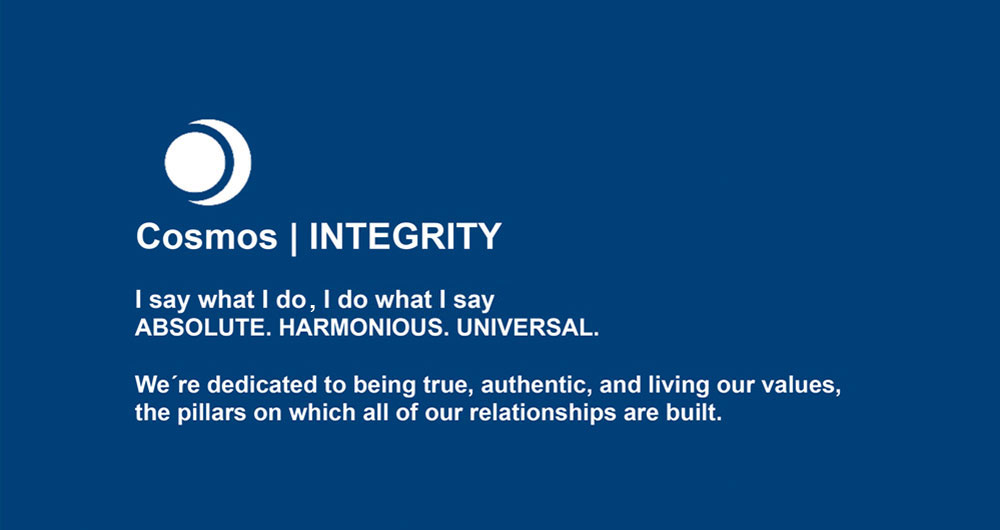 Integrity teleperformance