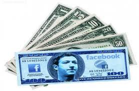 operazioni finanziarie su facebook