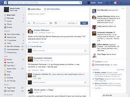 news feed di facebook