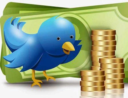 pagamento tramite twitter