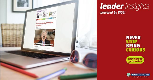 leader insight teleperformance