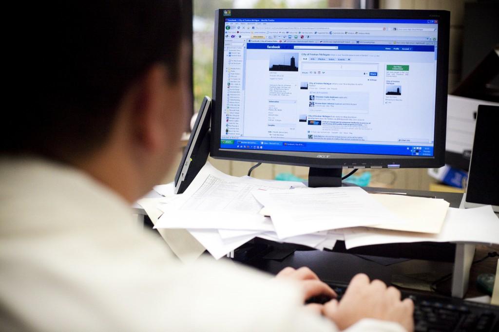 Social Networking in ufficio