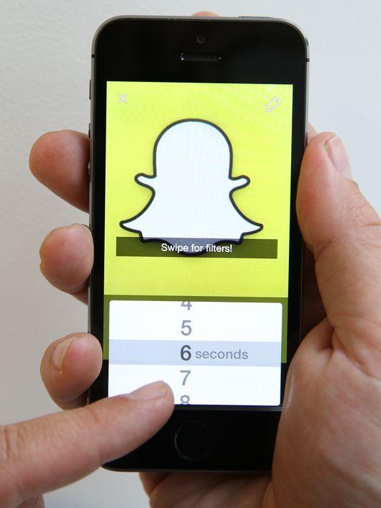 snapchat diventa social media
