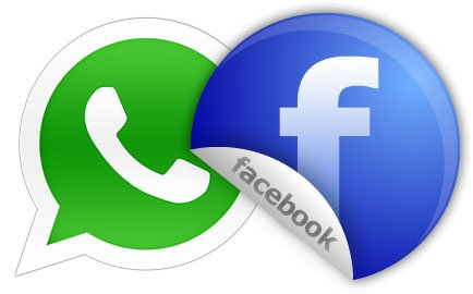 whatsapp e facebook integrati
