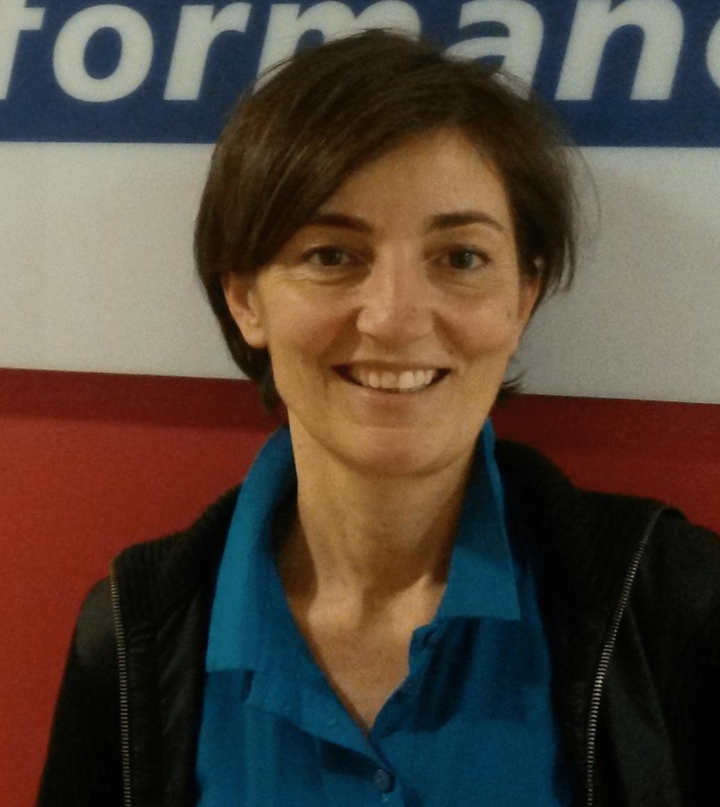 Giovanna Battistelli - Direttore di sede di Roma