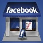 commercio elettronico su Facebook