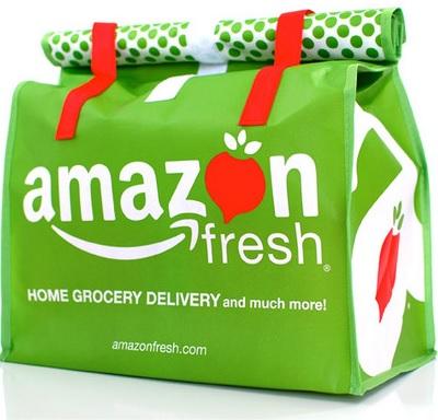 amazon e l'e-commerce nel catering