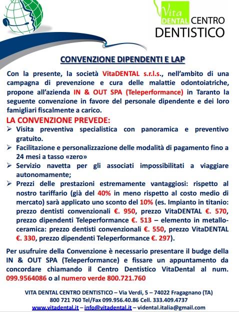 salute e prevenzione a Taranto